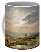 Branch Hill Pond Hampstead Coffee Mug by John Constable