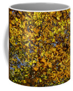 Branches Of Gold Coffee Mug