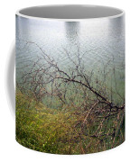 Branchs Over The Waters Edge 2001 Coffee Mug