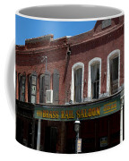 Brass Rail Saloon Coffee Mug