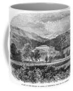 Brazil: Emperors Palace Coffee Mug