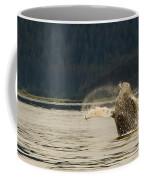 Breaching Humpback Coffee Mug
