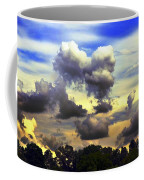Break In The Clouds Coffee Mug