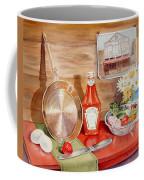 Breakfast At Copper Skillet Coffee Mug