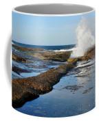Breaking Surf Coffee Mug