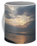 Breaking Through Coffee Mug by Bill Cannon