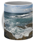 Breaking Waves 7919 Coffee Mug