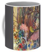 Breath Of Cooler Air Coffee Mug