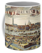 Bremen, Germany, 1719 Coffee Mug