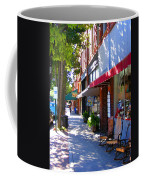 Brevard Downtown Filtered Coffee Mug