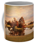 Brian's Bridge Coffee Mug by Jai Johnson