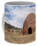 Brick Beehive Kiln Coffee Mug by Fran Riley