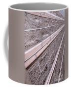 Brick Rays Coffee Mug