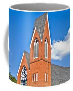 Brick Steeple Coffee Mug
