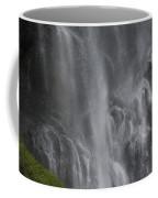 Bridal Veil Falls, Lowe River Coffee Mug