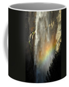 Bridal Veil Rainbow Coffee Mug