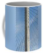 Bridge Abstract Coffee Mug