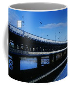 Bridge Across A River, Double-decker Coffee Mug