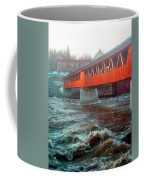 Bridge Across The Ammonoosuc River Coffee Mug