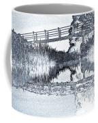 Bridge Across The River Coffee Mug