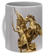 Bridge Adornment Paris Coffee Mug