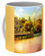 Bridge At Cypress Park Coffee Mug