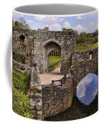 Bridge At Leeds Castle Coffee Mug