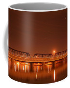 Bridge In The Mist Coffee Mug