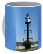 Bridge Lighthouse Coffee Mug