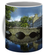 Bridge Over A River In Front Of Coffee Mug