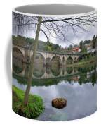 Bridge Over Lima River Coffee Mug