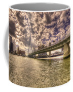 Bridge Over Rotterdam  Coffee Mug