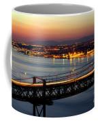 Bridge Over Tagus Coffee Mug