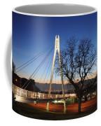 Bridge To Twilight Coffee Mug