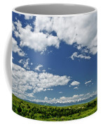 Bridger Mountain View Coffee Mug