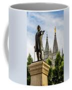Brigham's Slc Temple Coffee Mug