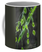 Bright Baby Leaves  Coffee Mug