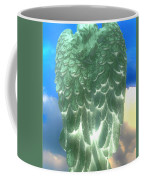 Bright Glow Angle Wings Coffee Mug