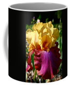 Bright Iris Coffee Mug