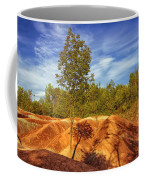 Bright Light On The Badlands Coffee Mug