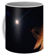 Bright Star And Satellite Dish Coffee Mug
