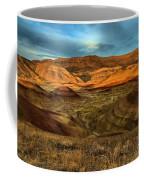 Brightly Painted Hills Coffee Mug