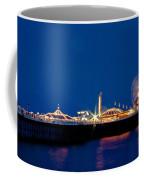 Brighton Palace Pier Coffee Mug