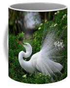 Brilliant Feathers Coffee Mug