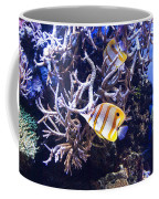 Brilliant Fish Aquarium Coffee Mug