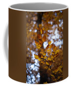 Brilliant Leaves Coffee Mug