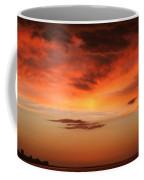 Brilliant Sunrise Over Montevideo Coffee Mug