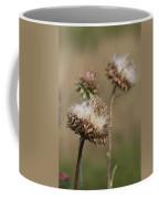 Bristle Thistle - Carduus Nutans Coffee Mug