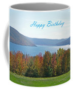 Bristol Harbor Birthday  Coffee Mug
