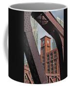 Britannica Building Chicago Illinois Coffee Mug